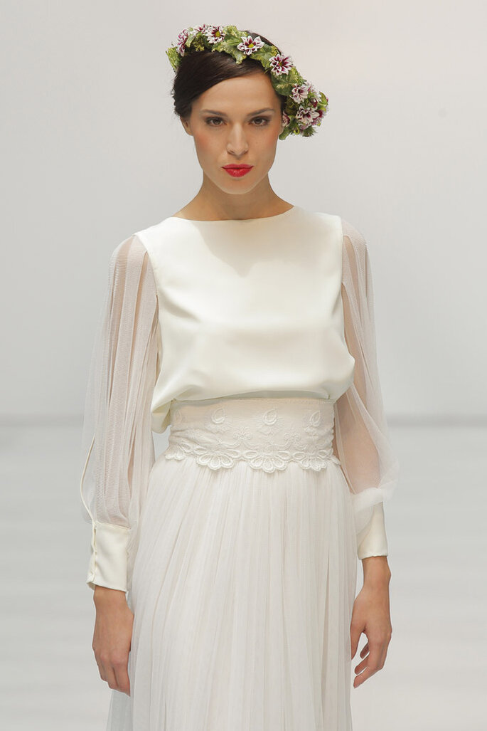 Elena Rubio - Barcelona Bridal Week