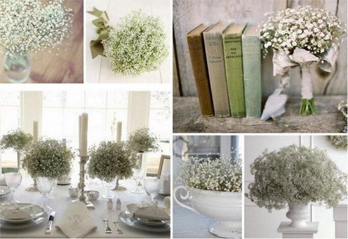Tips para elegir colores originales para tu boda - Before the Big Day