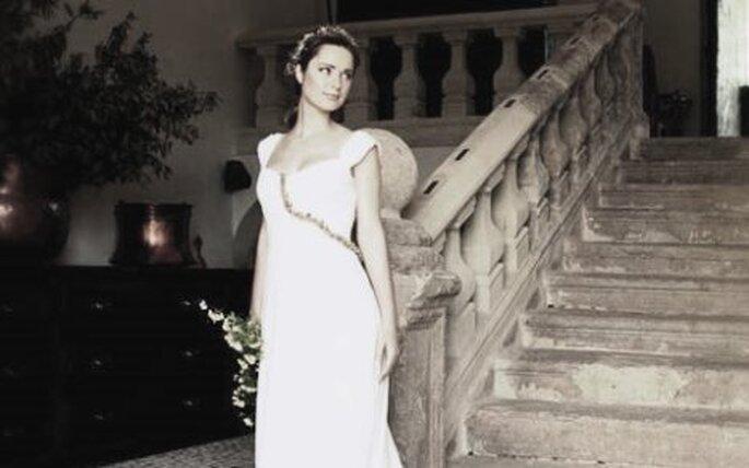 Colección de vestidos de cóctel Basaldua 2010