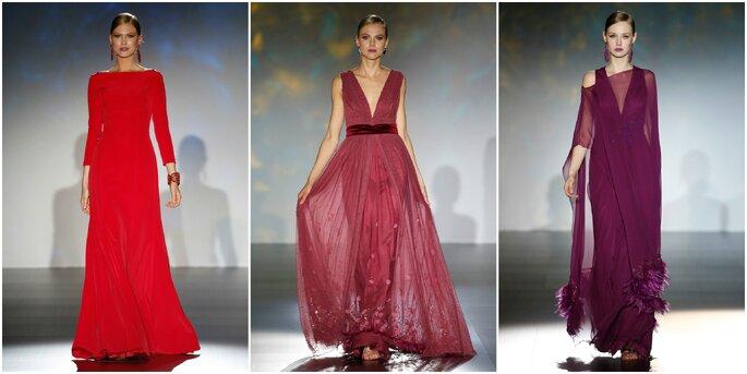 Modelos: Patricia Avendaño | Foto: Barcelona Bridal Week