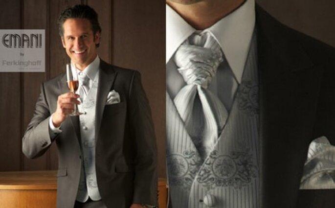 Hochzeitsanzüge für den Mann von Emani - Foto: braeutigam-moden.de