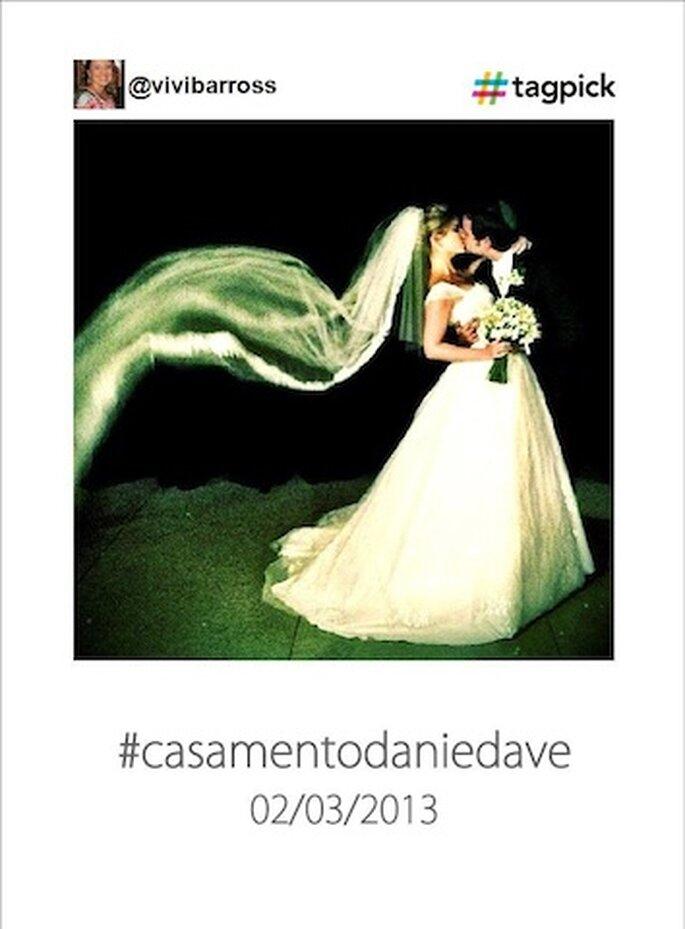 Impressão na hora dos Instagrams da sua festa de Casamento Foto: Tagpick