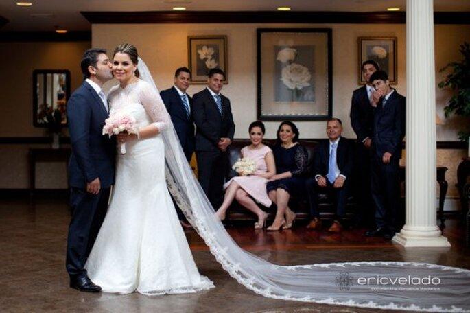 3 consejos para organizar la sesión de fotos de boda con la familia - Foto Eric Velado