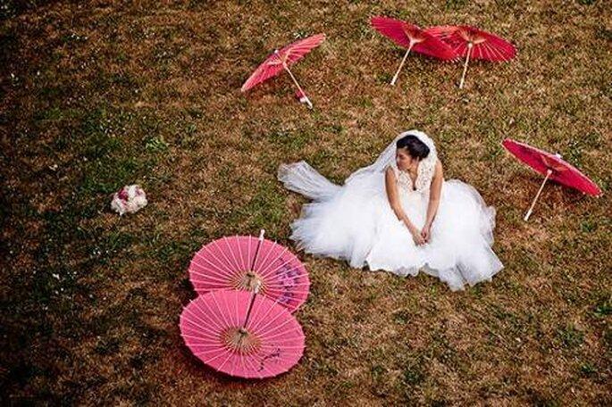 Inspiración en bodas. Foto: (C) My cultural wedding Chic.