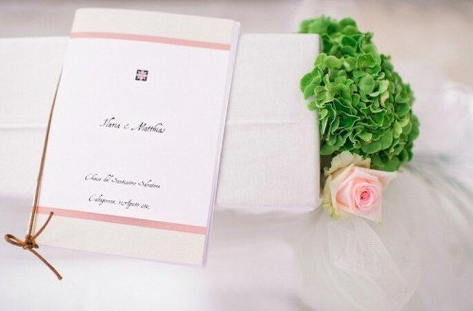 Hochzeit mit mediterranen Flair – Foto: Nadia Meli