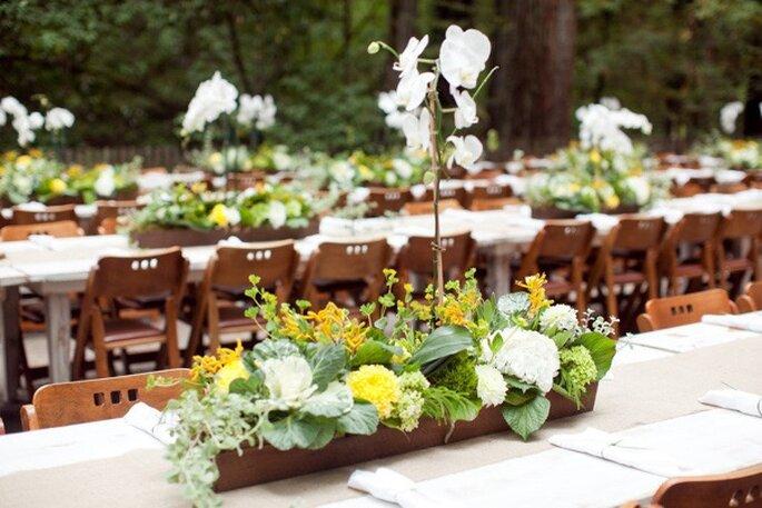 Una boda country sin igual - Foto Chloe Murdoch Photography