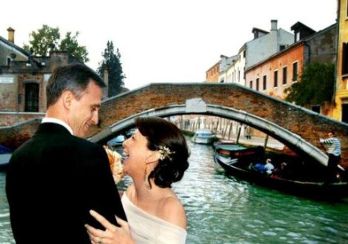 Luna de miel en Venecia - www.lapaginadelosnovios.cl