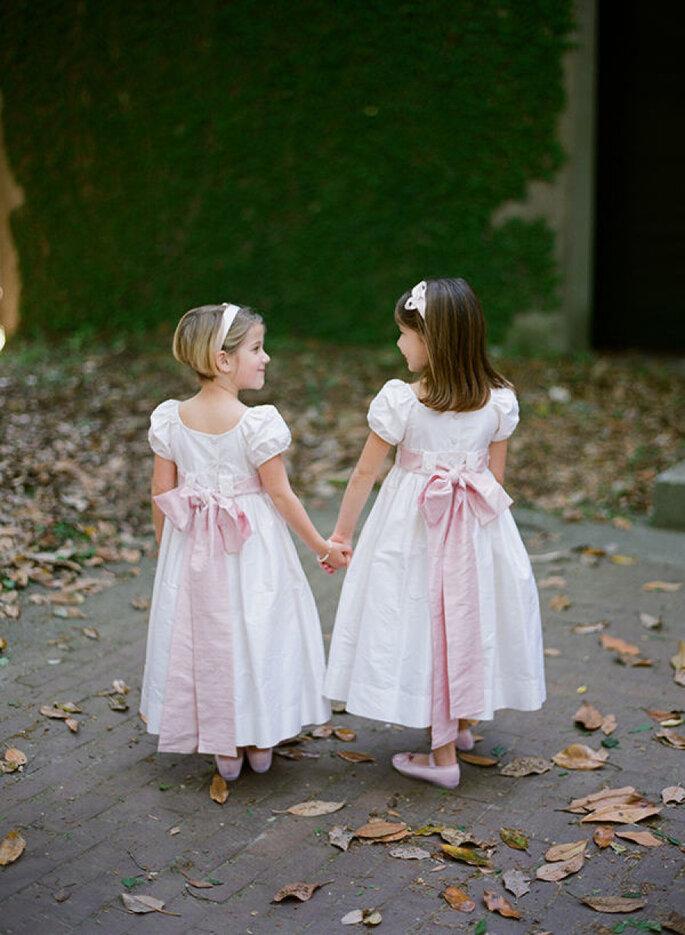 5 consejos de estilo para los pajecitos en el día de la boda. Foto- Virgil Bunao Fine Art Weddings