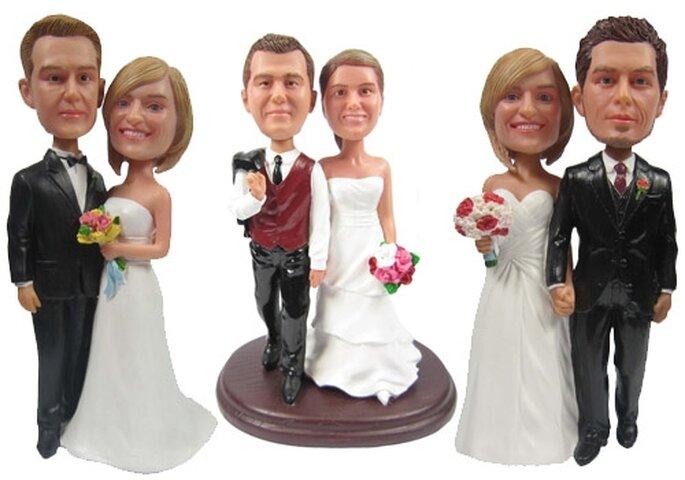 Figurines de mariage personnalisées Séquencémoi