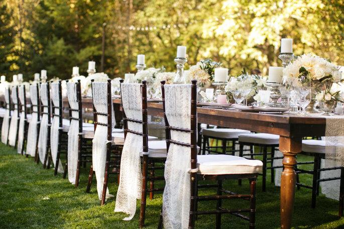 Origianles ideas para decorar - Weddings By Sasha
