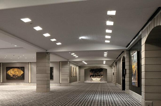 Una de las salas que albergan la colección del hotel. Foto: Hotel Arts