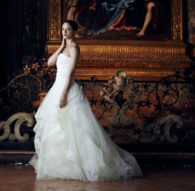 Alberta Ferretti Forever 2013 Modello Vaniglia. Foto: Ufficio Stampa Aeffe S.p.A.
