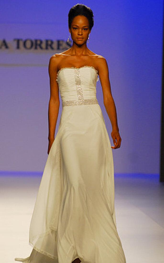 Vestidos de novia de Ana Torres
