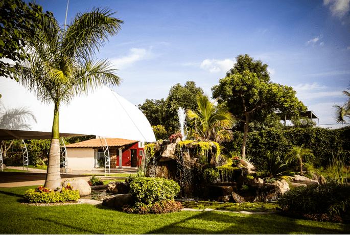 Los 16 mejores jardines para boda en morelos los espacios for Jardin quinta real morelos