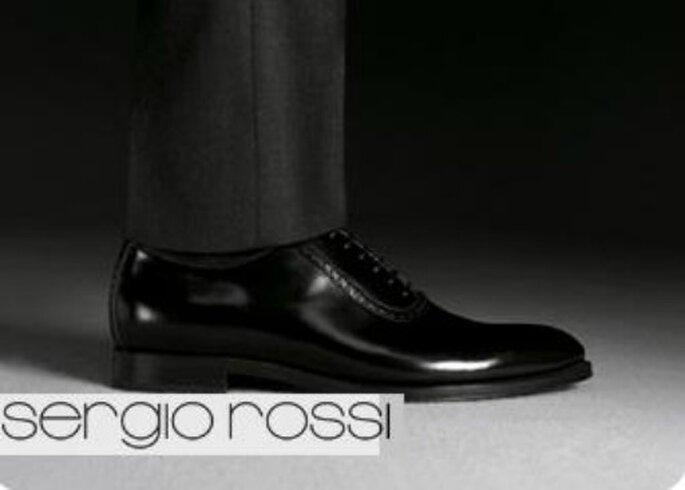 Scarpe da sposo Sergio Rossi