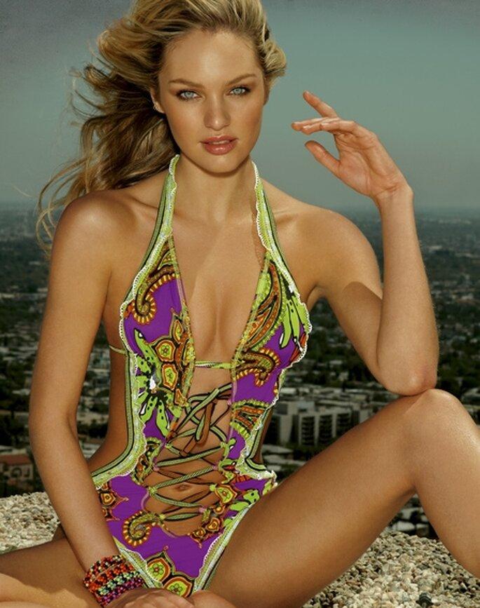 Diseño de trikini 2011 por Agua Bendita
