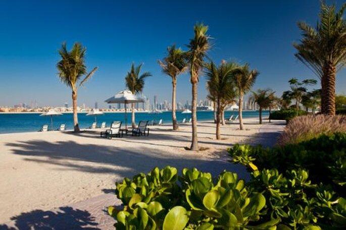 Dubai-Hotel-Kempinski-Palm-Jumeirah-beach Foto: © http://www.kempinski.com