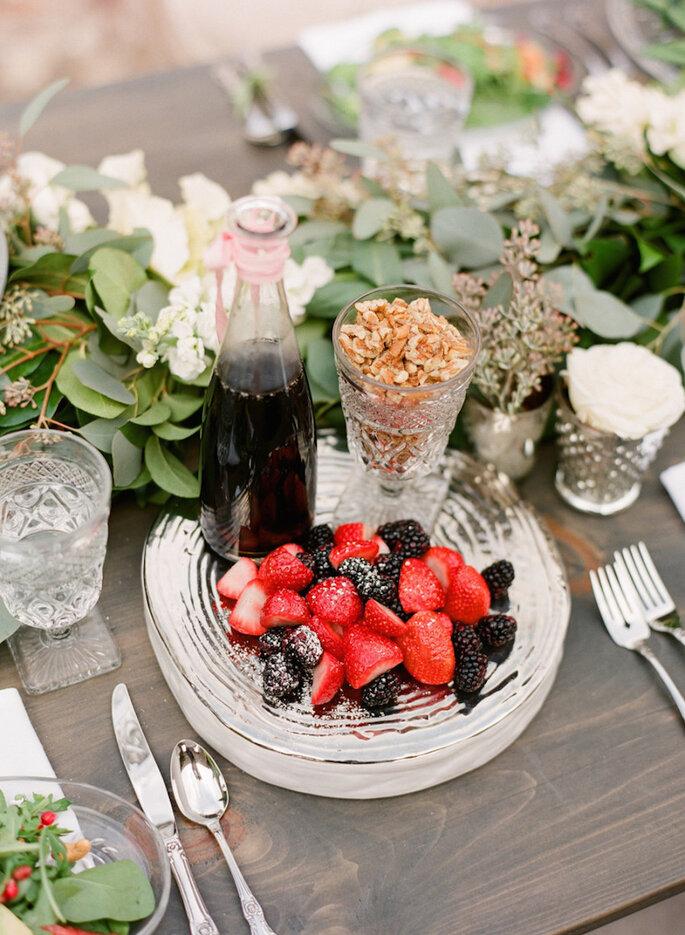 Tu boda al estilo desayuno - Buffy Dekmar Photography