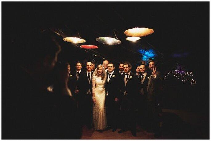 Partage des photos de mariage sur Internet ou sur les réseaux sociaux - Photo Roberto & Maria