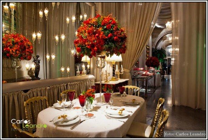 C mo hacer una boda en navidad for Decoracion hogar navidad 2014