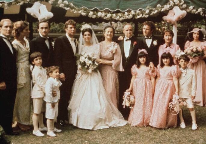 Una boda inspirada en El Padrino - El Padrino Facebook oficial