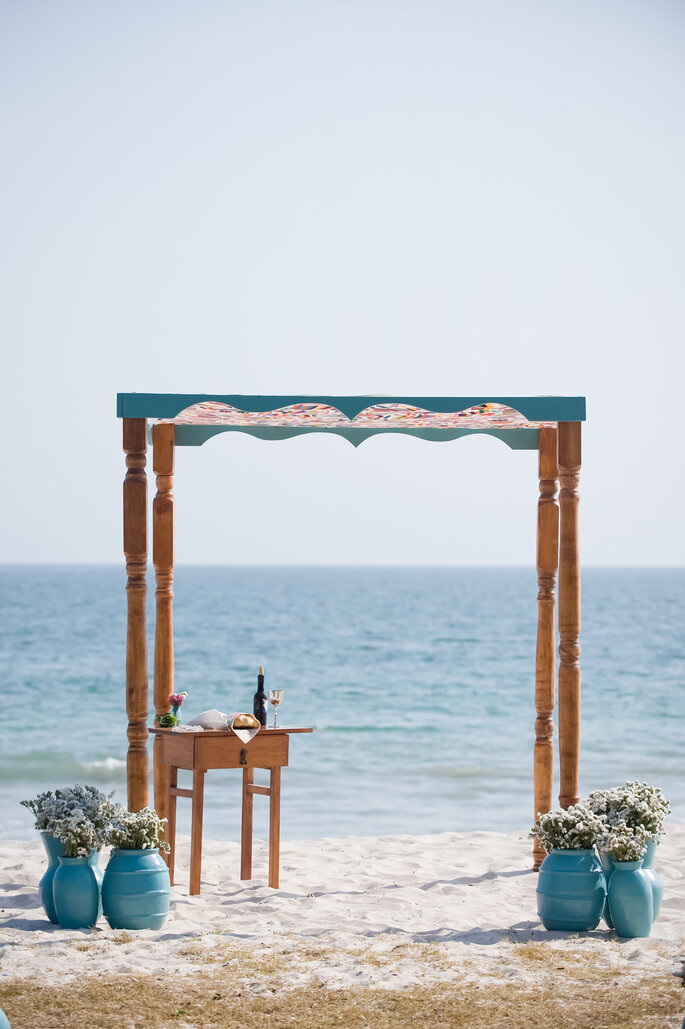 Errores al organizar una boda en la playa - KLK Photography