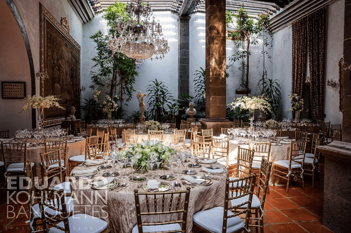 EK Banquetes Instagram