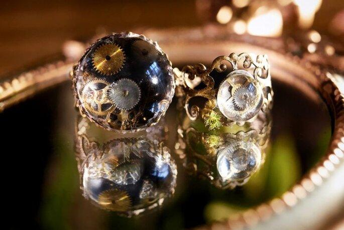 Wedding accessories by Yankira