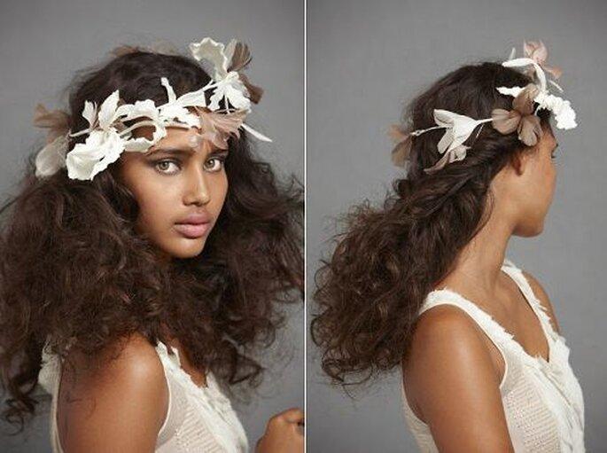 Blüten im Haar! - bhldn