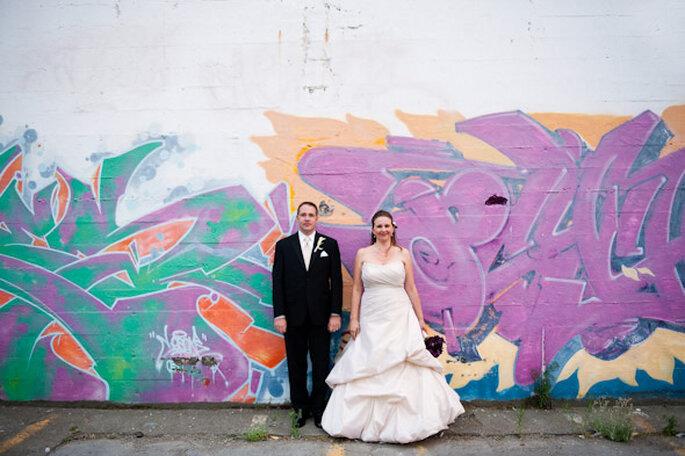 La tendencia de las bodas urbanas - Foto Flory Photo