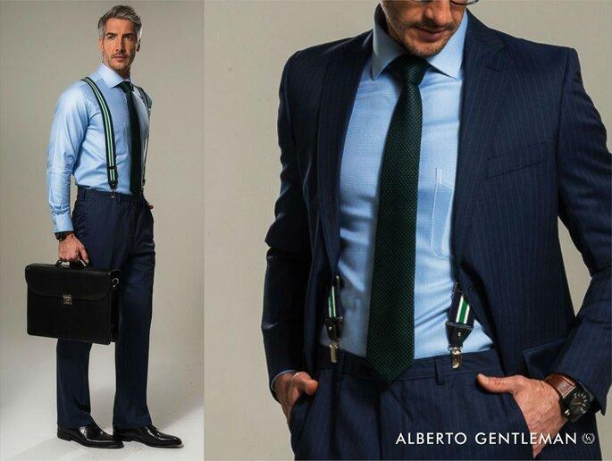 A marca Alberto Gentleman faz roupas com estilo e usa as melhores matérias primas