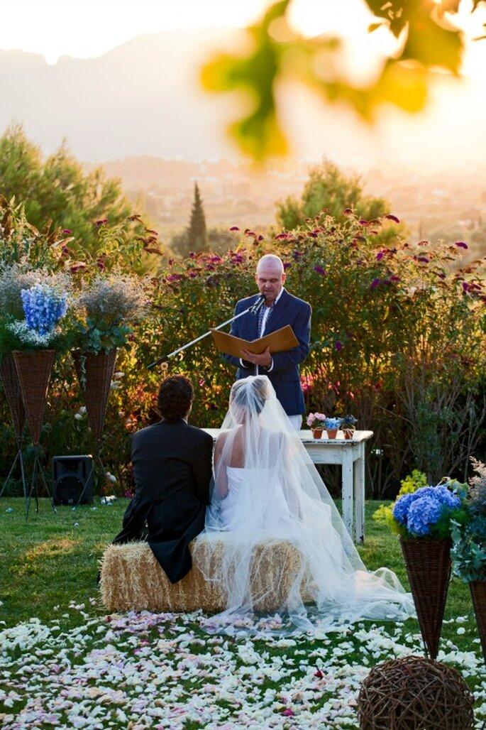 Het organiseren van de hele bruiloft op een handige locatie - Foto: Marriott