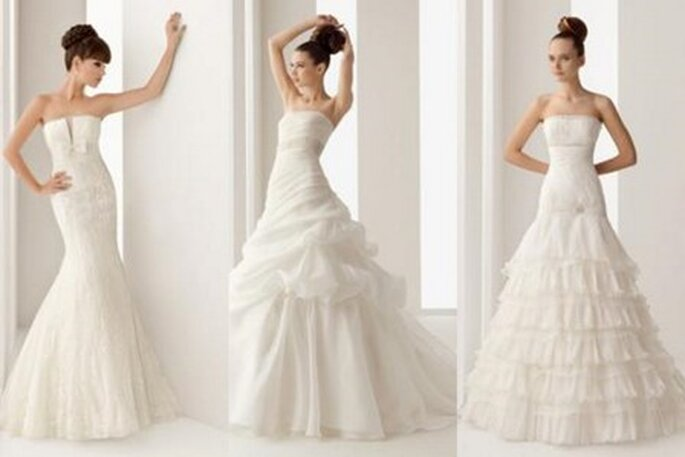 Colecção Vestidos de Noiva Aire 2011