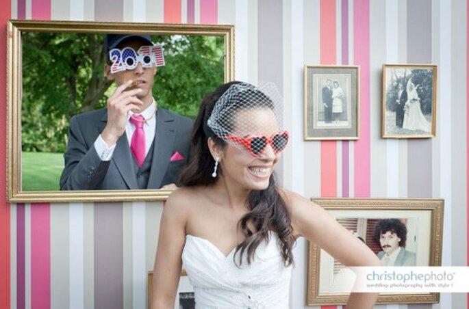 foto oportunity. Fotografía : Christophe weddings
