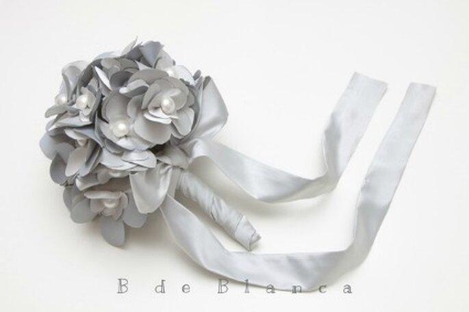 Ramo de novia - B de Blanca