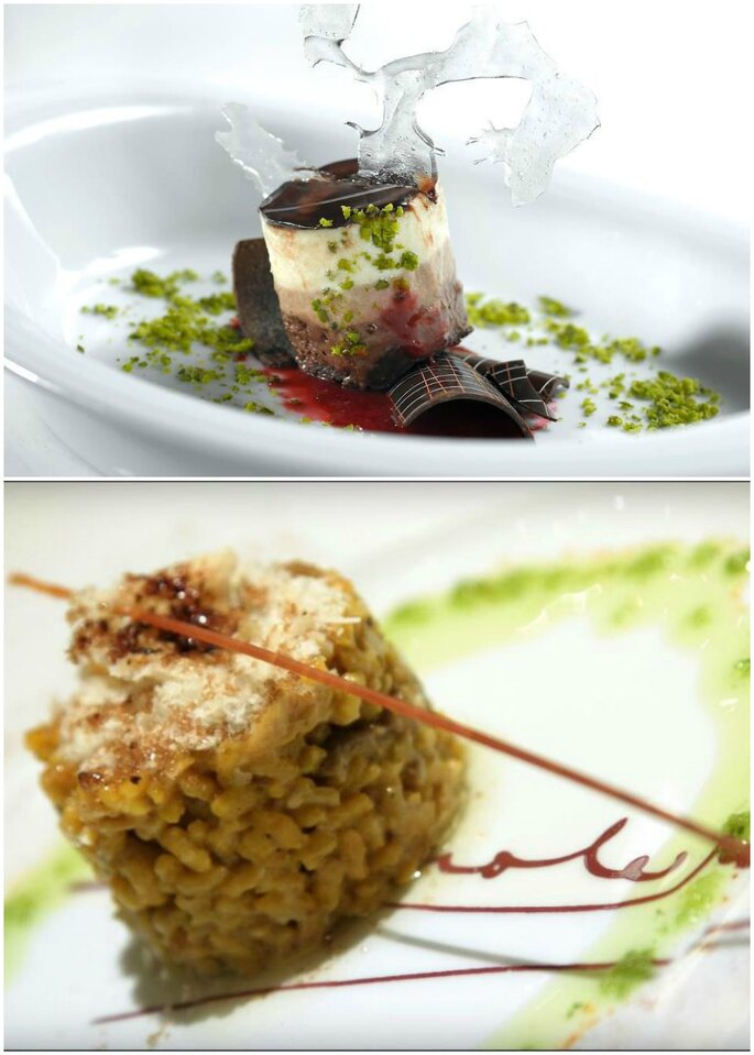 Abades Catering y Manolo Mayo Catering