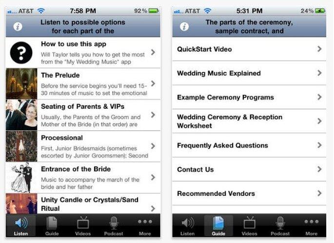 The Best Wedding Apps