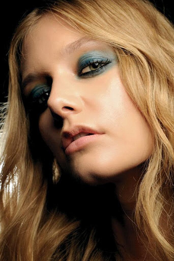 3 tendencias otoñales para delinearte los ojos - Foto: Cavalli