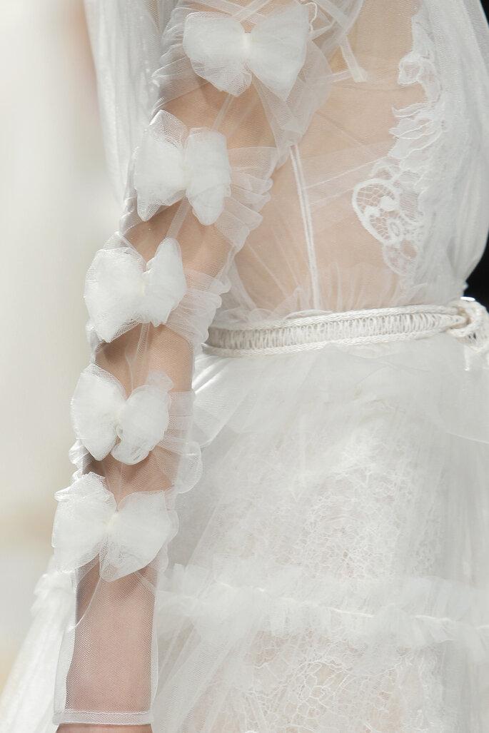 Foto: YolanCris en Barcelona Bridal Week