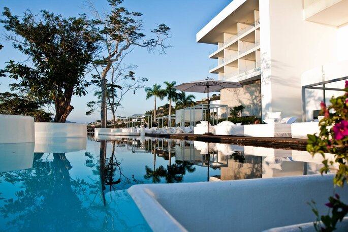 Los 15 mejores hoteles para boda en acapulco tu sue o for Hoteles minimalistas en espana
