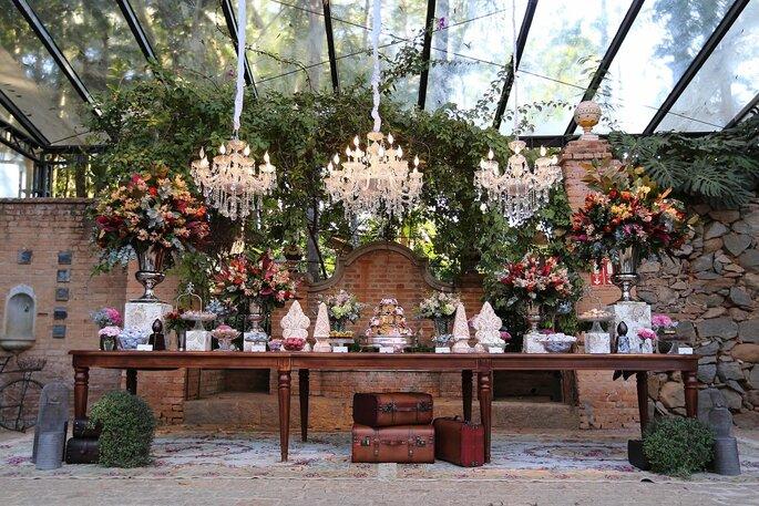 Roberta Gouvea - Arquitetura de Eventos & Interiores - Foto: