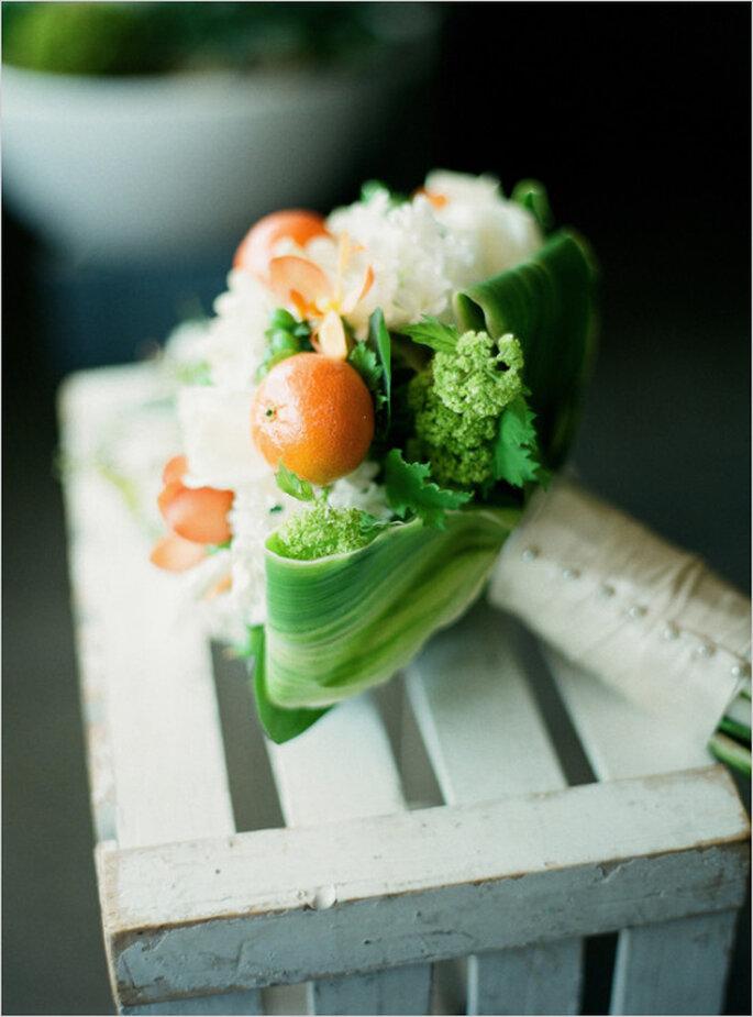 Idées pour décorer votre mariage avec des fruits - Photo Kirill Bordon Photography