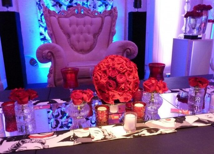 Tendencias en bodas - El Marques Deco