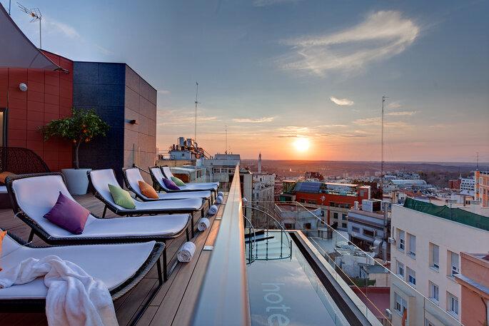 Skylounge Hotel Índigo