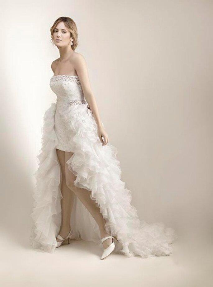 Con otro vestido de Reina Juliette - Foto Nubilis