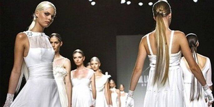 Se presentaran pasarelas con las nuevas tendencias en trajes de novias en el país