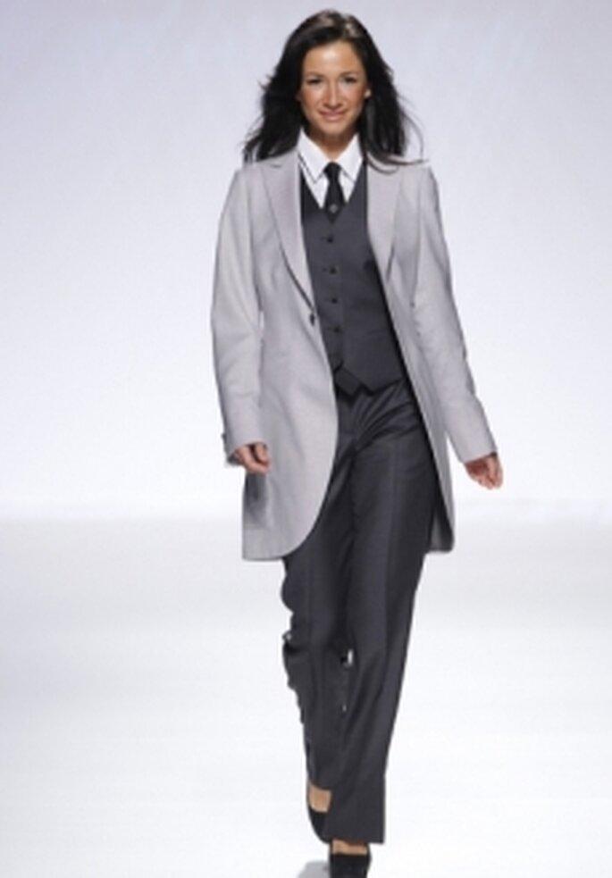 Colección de trajes de novio Fuentecapala 2011