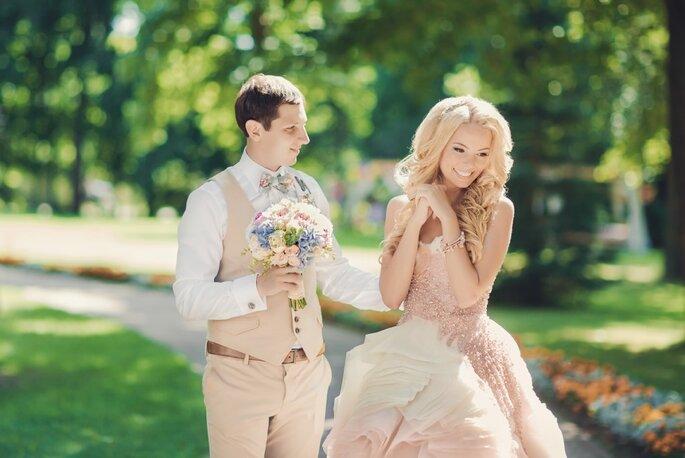 роз  Анна и Алексей Аверины