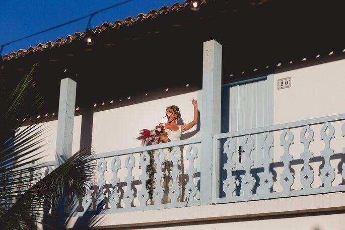 Dia da noiva Pousada Praia Rasa. Foto: Thrall Photography
