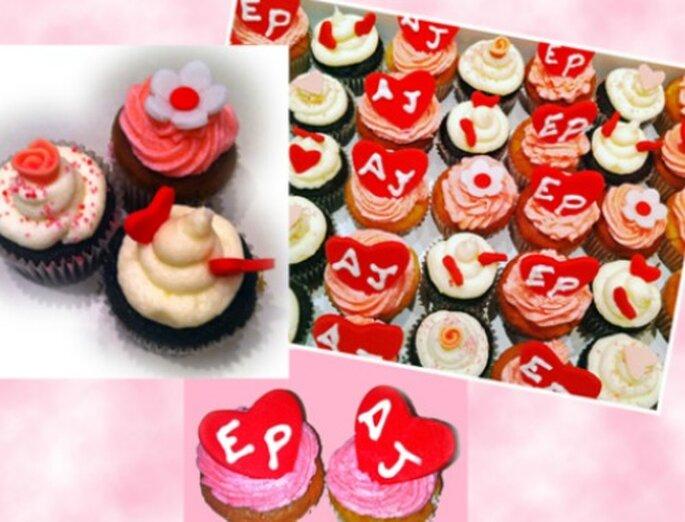Cupcakes personalizados a domicilio